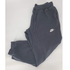 Unisex nike xl black sweats baggy pockets